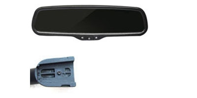 4.3 inch car rearview mirror monitor with bluetooth  XY-2043B