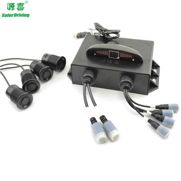 Bus truck van parking sensor for 4 PIN waterproof XY-5802