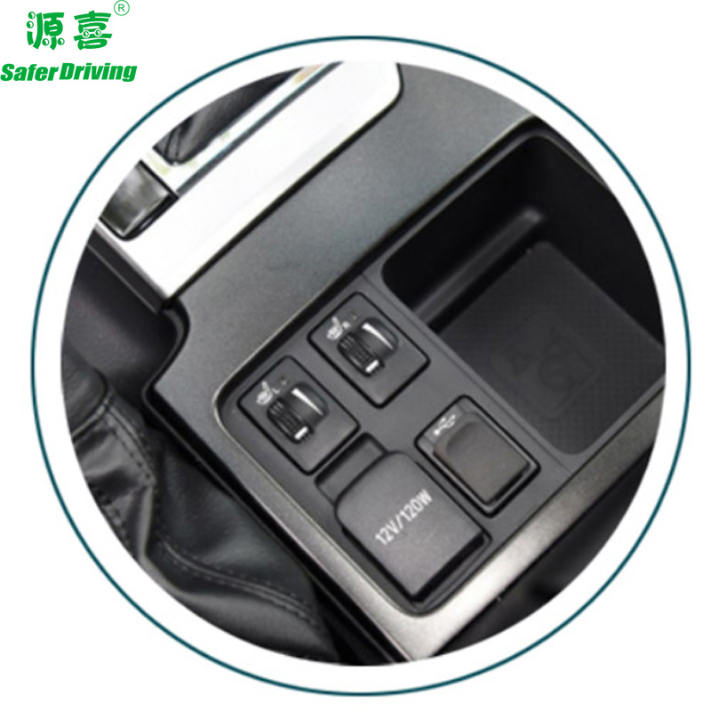 Alloy wire Toyota special seat heating pad XY-H01